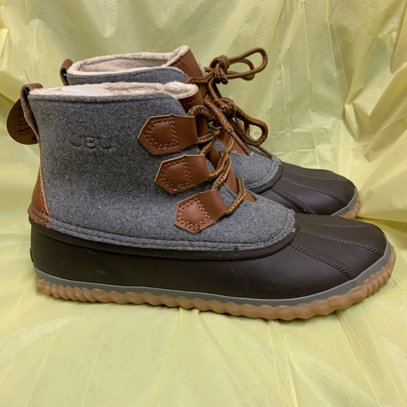 Jambu Shoes Womens Jbu Nala Grey Brown Boots Poshmark